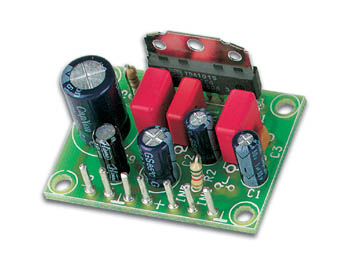 MINI AMPLIFICADOR DE �UDIO 2.5 WATT
